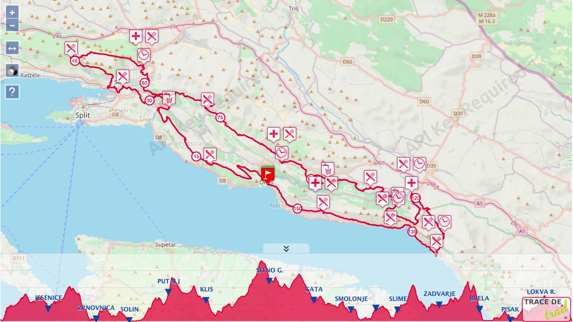 LEP#027 - DNF Dalmacija Ultra Trail