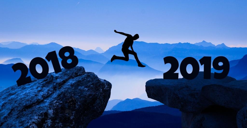 Bild zur Planung der ersten 6 Monate des Jahres 2019