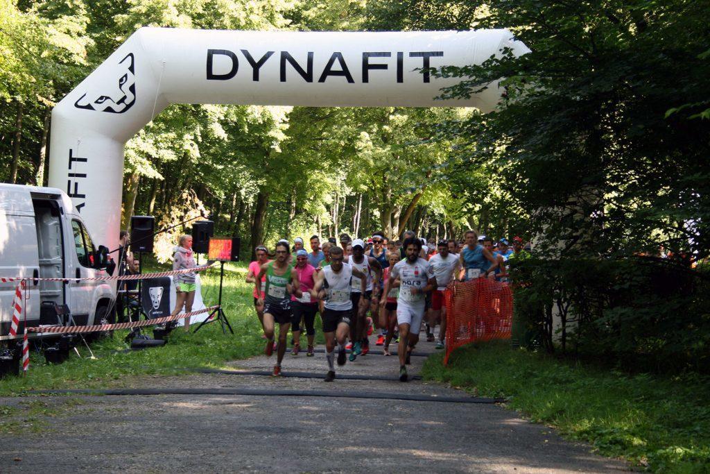 Vienna Trailrun Startszene