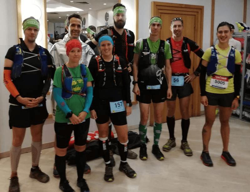 Gespannt am Weg zum ersten Ultra im Wienerwald 2018
