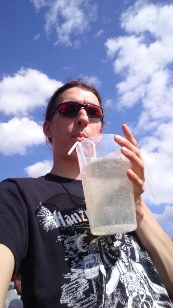 Peter beim Superkompensationsbootcamp