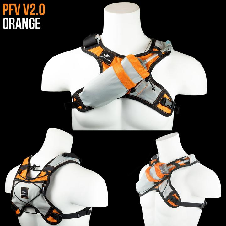 Orange Mud Phone Flask Vest