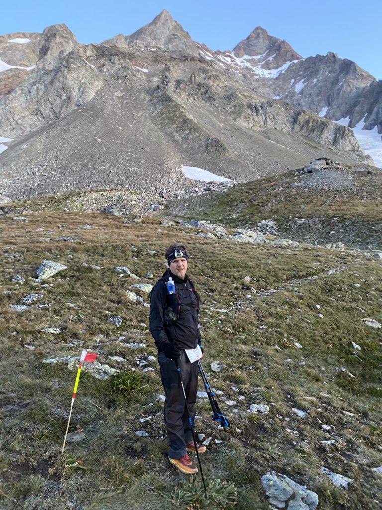 Der Anstieg zum Col du Bonhomme